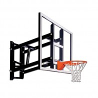 "GS60 Fixed Height Wall Mount 60"" Backboard"