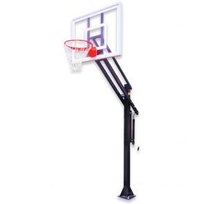Attack II Adjustable Height Basketball Goal