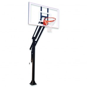 Attack Pro Adjustable Height Basketball Goal