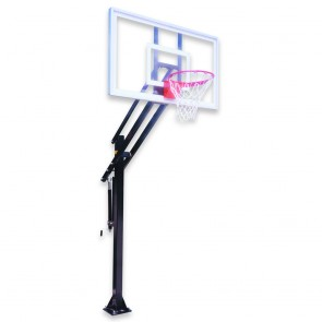 Attack Select Adjustable Height Basketball Goal