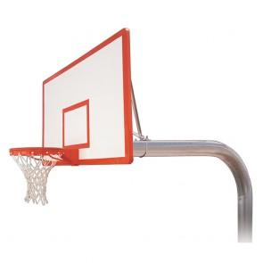 Brute Dynasty Fixed Height Basketball Goal