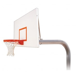 Brute Excel Fixed Height Basketball Goal