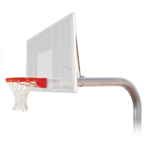 Brute Intensity Fixed Height Basketball Goal