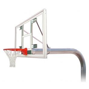 Brute Supreme Fixed Height Basketball Goal