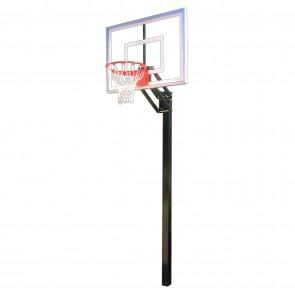 Champ Turbo Adjustable Height Basketball Goal