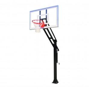 Force Select Adjustable Height Basketball Goal
