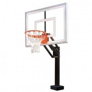 HydroChamp II Poolside Basketball Hoop