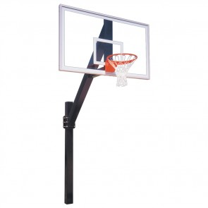 Legend Arena Fixed Height Basketball Goal