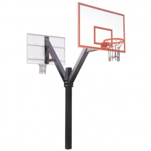 Legend Dynasty Dual Fixed Height Basketball Goal