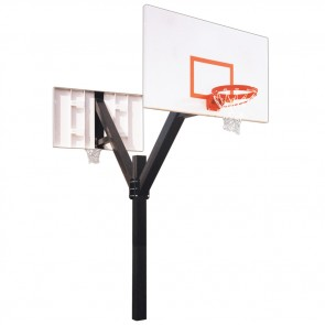Legend Excel Dual Fixed Height Basketball Goal