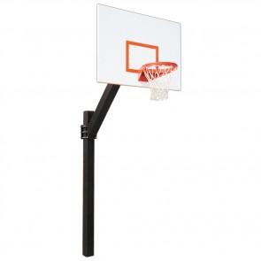 Legend Impervia Fixed Height Basketball Goal