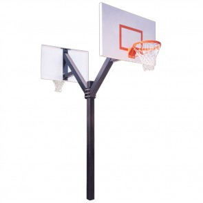 Legend Jr. Extreme Dual Fixed Height Basketball Goal