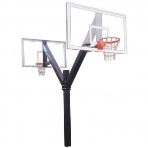 Legend Supreme Dual Fixed Height Basketball Goal