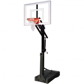 OmniJam Turbo Portable Basketball Goal