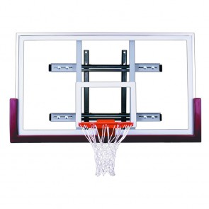 PowerMount Competitor  - Shown With Optional backboard Padding