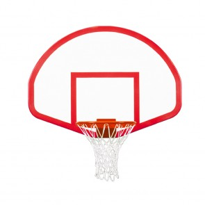 PowerMount Rebound Stationary Wall Mount Basketball Goal