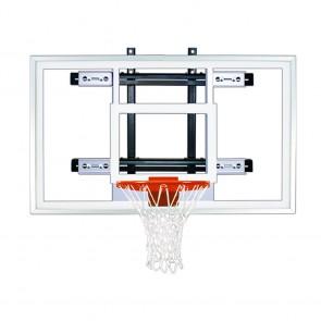 PowerMount Select Stationary Wall Mount Basketball Goal