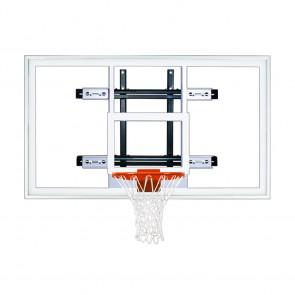 PowerMount Supreme Stationary Wall Mount Basketball Goal