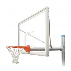 Renegade Supreme Fixed Height Basketball Goal