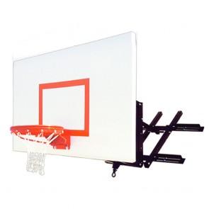RoofMaster Endura Adjustable Roof Mount Basketball Goal
