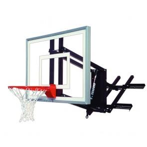 RoofMaster II Adjustable Roof Mount Basketball Goal