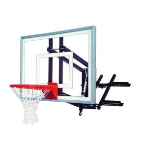 RoofMaster Turbo Adjustable Roof Mount Basketball Goal