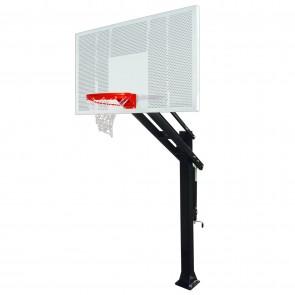 Titan Intensity Adjustable Height Basketball Goal