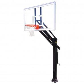 Titan Supreme Adjustable Height Basketball Goal