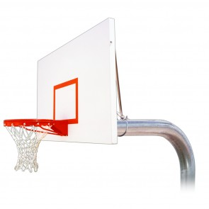 Tyrant Excel Fixed Height Basketball Goal