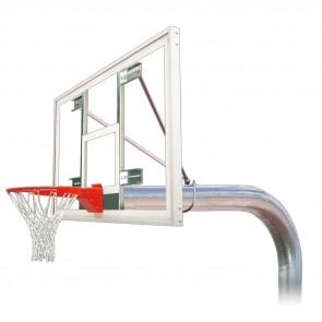 Tyrant Supreme Fixed Height Basketball Goal