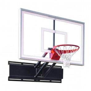 Uni-Champ Select Adjustable Wall Mount Basketball Goal