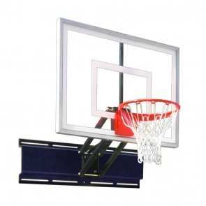 Uni-Champ Turbo Adjustable Wall Mount Basketball Goal
