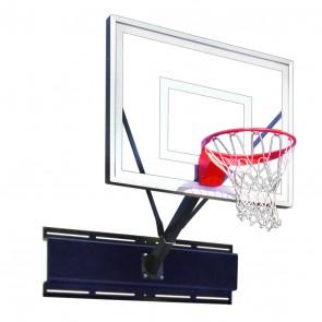 Uni-Sport II Fixed Wall Mount Basketball Goal