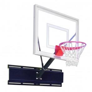 Uni-Sport III Fixed Wall Mount Basketball Goal