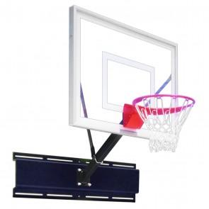 Uni-Sport Select Fixed Wall Mount Basketball Goal