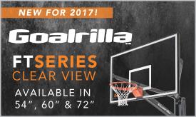 Goalrilla FT Series Basketball Hoops